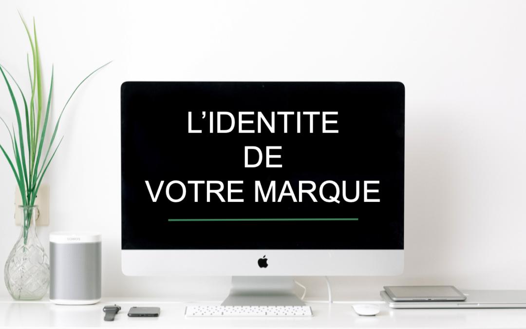 L'IDENTITE DE MARQUE, C'EST VALABLE AUSSI POUR LES TPE/PME ET LES COMMERCES